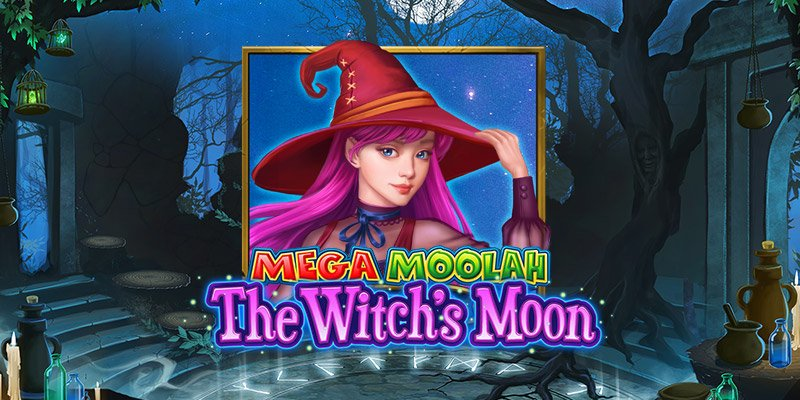 Presenting Another Exciting Game Release: Mega Moolah The Witch's Moon