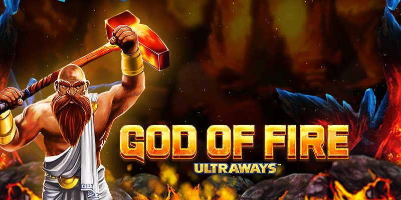 Explore the God of Fire Online Casino Game