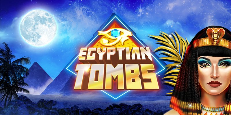Presenting Microgaming's Egyptian Tombs™ online slot