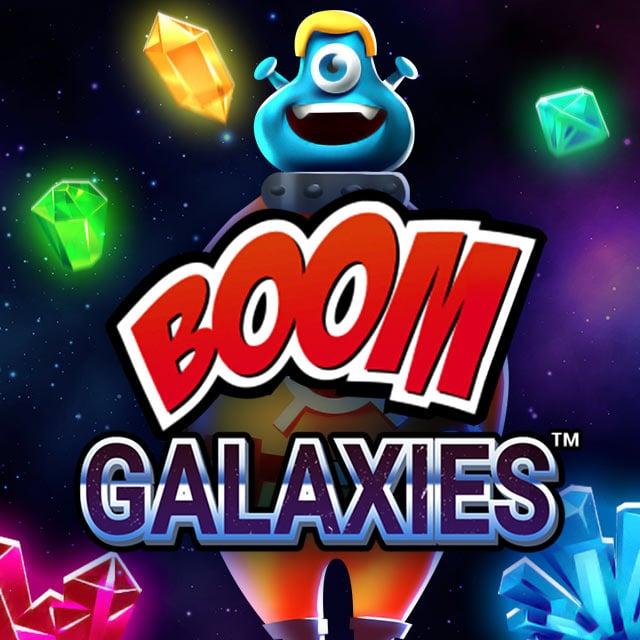 Boom Galaxies Logo